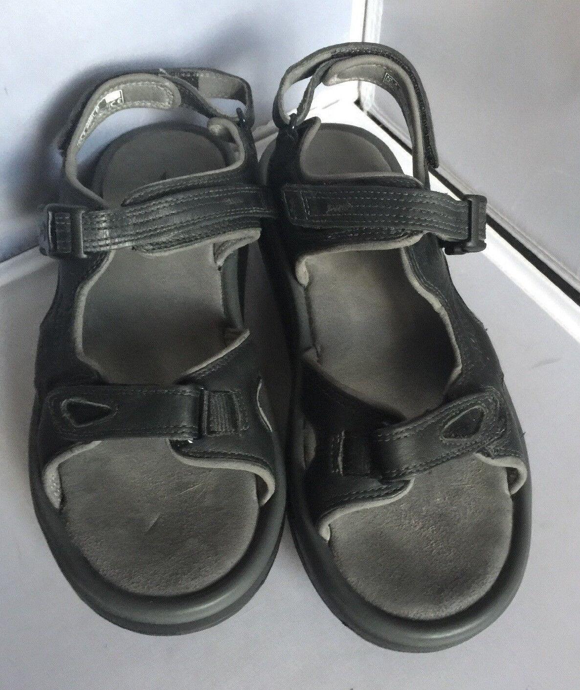 donna MBT Kisumu2 nero Sandals, Dimensione EU 41 US 10 10 10  EXCELLENT daf3ec