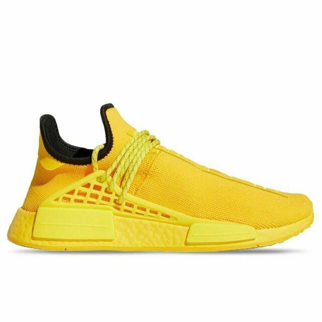 Size 6.5 - adidas NMD Human Race x Pharrell Yellow