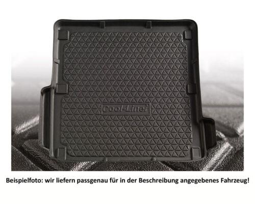 Premium Kofferraumwanne für Mitsubishi Outlander III 10.2012