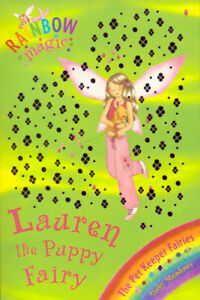 Rainbow-magic-Lauren-the-puppy-fairy-by-Daisy-Meadows-Paperback-Great-Value