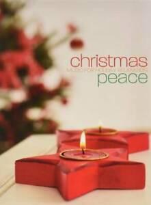 Christmas-Peace-Audio-CD-By-Various-VERY-GOOD