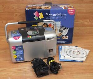Genuine-Epson-PictureMate-Personal-Photo-Lab-USB-Color-Printer-Express-Edition