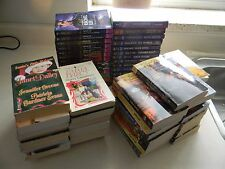 Silhouette, Love Inspired, Harlequin & Other Books, Lot of 64 Books