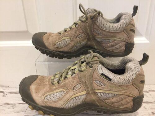 Womens Trainers Us6 Eu37 Vibram Merrell tex Hiking Gore 5 Uk4 scarpe ww4BAq