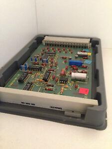 Siemens Simatic s7 electrónica módulo 6es7132-4bd02-0aa0//6es7 132-4bd02-0aa0