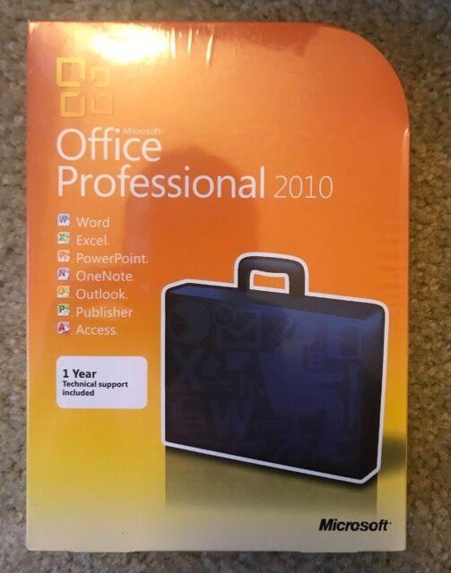 microsoft office 2010 professional buy