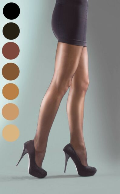 7a66bab8c4187 Shine Tights Womens Shiny Gloss Glossy Sheer Shimmer Hosiery Small - Plus  Size
