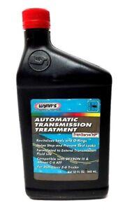 Wynn-s-32oz-Automatic-Transmission-Treatment-64501-NOS