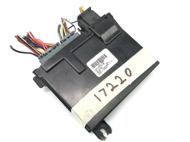 1998 1999 2000 Lincoln Town Car Keyless Entry Code Control Module Oem For Sale Online