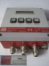 ROLAND electronic Doppelblech Detektor Steuerung R1000  E10 B-R  E10/B-R