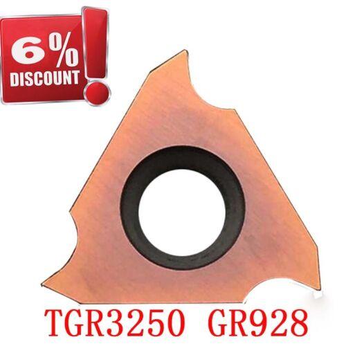 Authentic TGR3250 GR928 CNC lathe insert Shallow slot cutting blade 10P