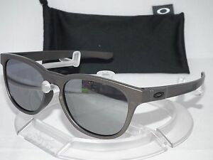 f15b3529c0 Image is loading OAKLEY-STRINGER-SUNGLASSES-OO9315-1255-Lead-Black-Iridium-