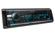 Kenwood KDC-X701 CD Receiver with built in Bluetooth & HD Radio KDCX701