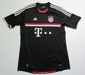 separation shoes 75e4f 454ac Details about BAYERN MUNICH FCB Third shirt jersey ADIDAS 2011-2012 trikot  /adult SIZE L
