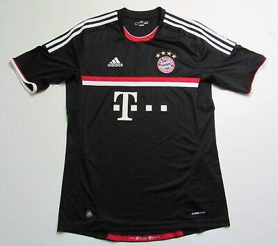 Bayern Munich FCB Tercera Camiseta Jersey Adidas 2011-2012 T