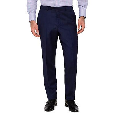 NEW Van Heusen Slim Fit Self Stripe Suit Trouser Ink