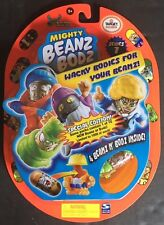 2004 Mighty Beanz Bodz Series 1 SPECIAL EDITION Package *Limited to 1000 of Each