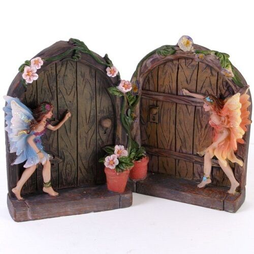 PRICE IS INDIVIDUAL DOOR fab fairy doors ornament.10cm tall.fab for kids /&gifts