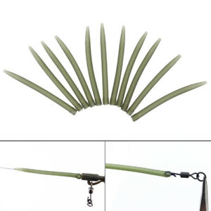 100x-Terminal-Carp-Fishing-Anti-Tangle-Sleeves-Connect-With-Fishing-Hook-Sleeve