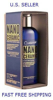 Nanoskin NANO CERAMIC synthetic sealant High Gloss Wax 4Oz 1 year protection
