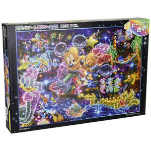 Tenyo Puzzle Disney Mickey & Friends Wish to the Stars Puzzle 1,000 Pieces
