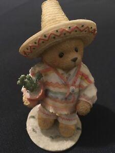 Cherished-Teddies-Coleccionable-Carlos-he-encontrado-un-amigo-en-1996