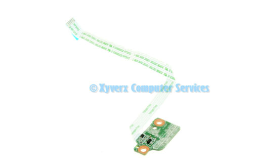 744370-001 01018YC00-35K-G OEM HP POWER BUTTON BOARD W// CABLE SPECTRE 13-3000