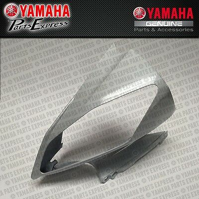 YAMAHA R6 FRONT UPPER FAIRING COWL LEFT 13S-2835G-00-P3 BRAND NEW 2008-2012