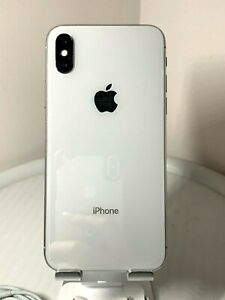 Apple-iPhone-X-64GB-Silver-Unlocked-A1901-GSM-CA