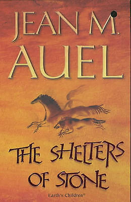 1 of 1 - The Shelters of Stone - Jean M. Auel - Earth's Children Book 5 - Paperback