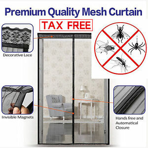 72x 80 hands free magnetic screen door for french doorssliding image is loading 72 034 x 80 034 hands free magnetic planetlyrics
