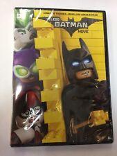 The LEGO Batman Movie (DVD, 2017)
