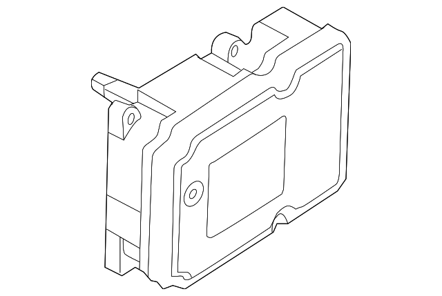 Ford CB5Z-2C219-C ABS Control Module
