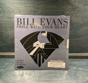 Bill Evans Smile With Your Heart HLP-9043 Vinyl LP Record