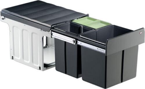 Naber Profi Einbau Abfallsammler Küche Mülleimer Abfallsorter 32L Vollauszug Neu