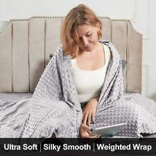 Weighted Blanket Sensory Anxiety Reduce Stress 12 15 lb 20 lb 25 lb 60x80 42x78