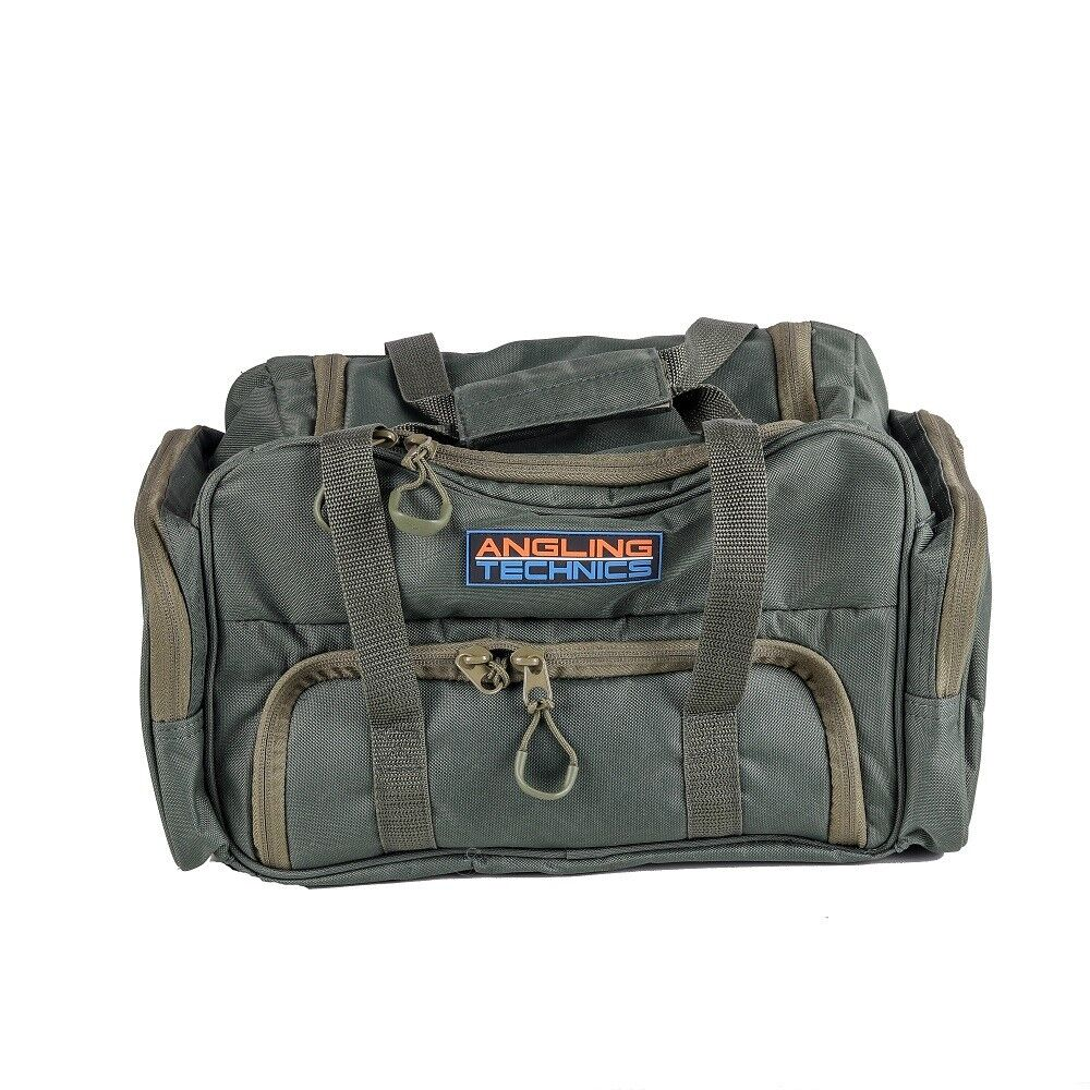 Angling Technics Deluxe Battery Carry Bag NEW Carp Fishing
