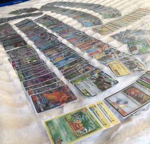 Ultra Rare w// 3+ Lots 50 Card Pokémon TCG Lot w// Guaranteed Holo//Rev.Holo Rare
