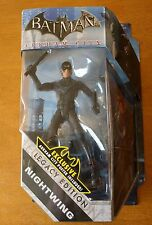"NIGHTWING Batman Arkham City DC Legacy Edition 6"" inch Video Game Figure 2012"