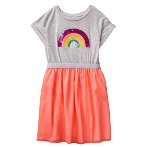 NWT Gymboree Spring Vacation Rainbow Tulle Dress Girls many sizes