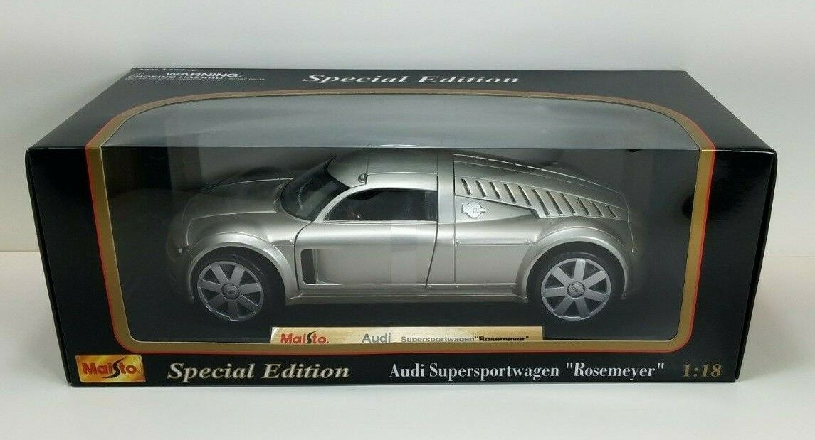 Maisto Special Edition 1 18i Supersport WAGON  Rosemeyer  NEW IN BOX