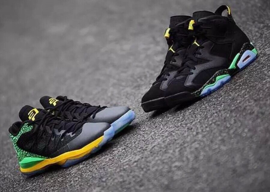 DS NEW JORDAN BRAZIL PACK SZ  MNS 12 (688447 920) LIMITED