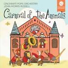 Carnival of the Animals von Russell,Cincinnati Pops Orchestra (2015)