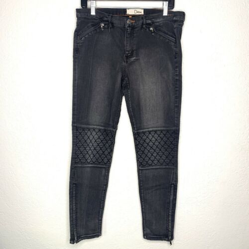 Dittos Gray Mid Rise Skinny Jegging Jeans Size 31