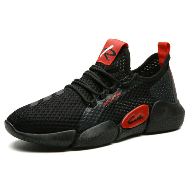 Men's Casual Sneakers Walking Trainer Athletic Sports Running Tennis Shoes Gym