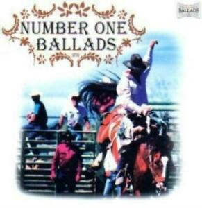Various-Artists-Number-One-Ballads-Audio-CD-2006