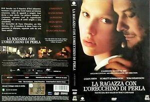 LA-RAGAZZA-CON-L-039-ORECCHINO-DI-PERLA-2003-di-Peter-Webber-DVD-USATO-DOLMEN