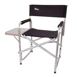 Superbe Image Is Loading Heavy Duty Short Directors Chair Folding With Side