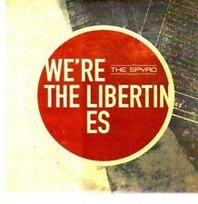 (BN116) We're The Libertines, The Spyro - 2009 CD