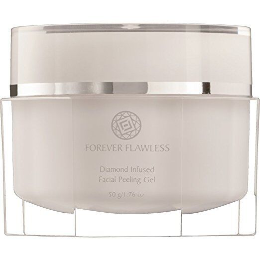 Forever Flawless Facial Peeling Gel With 100 Natural White Diamond Infused For Sale Online Ebay